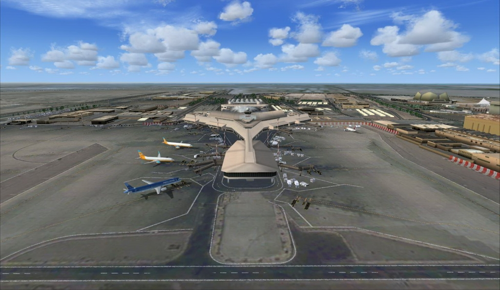 ARMI PROJECT - KUWAIT INTERNATIONAL AIRPORT OKBK FSX