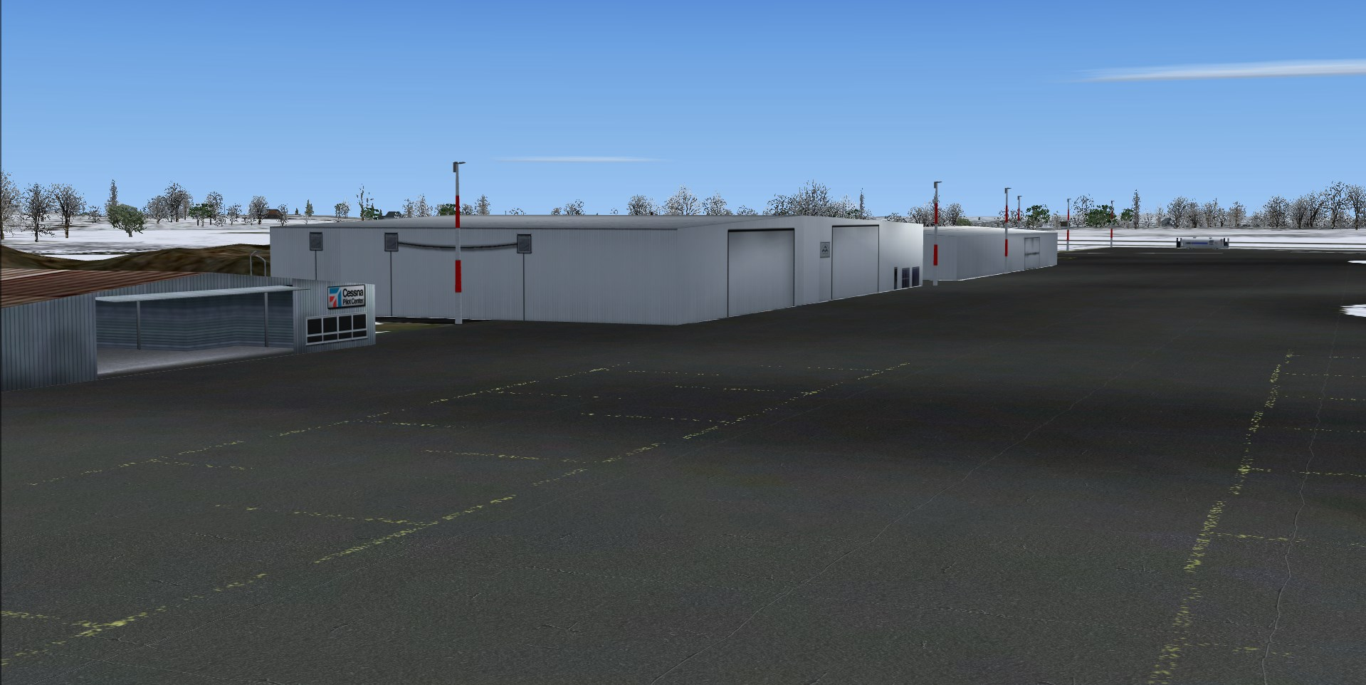 SOARFLY CONCEPTS - FLAGSHIP NORTH CENTRAL STATE X FSX
