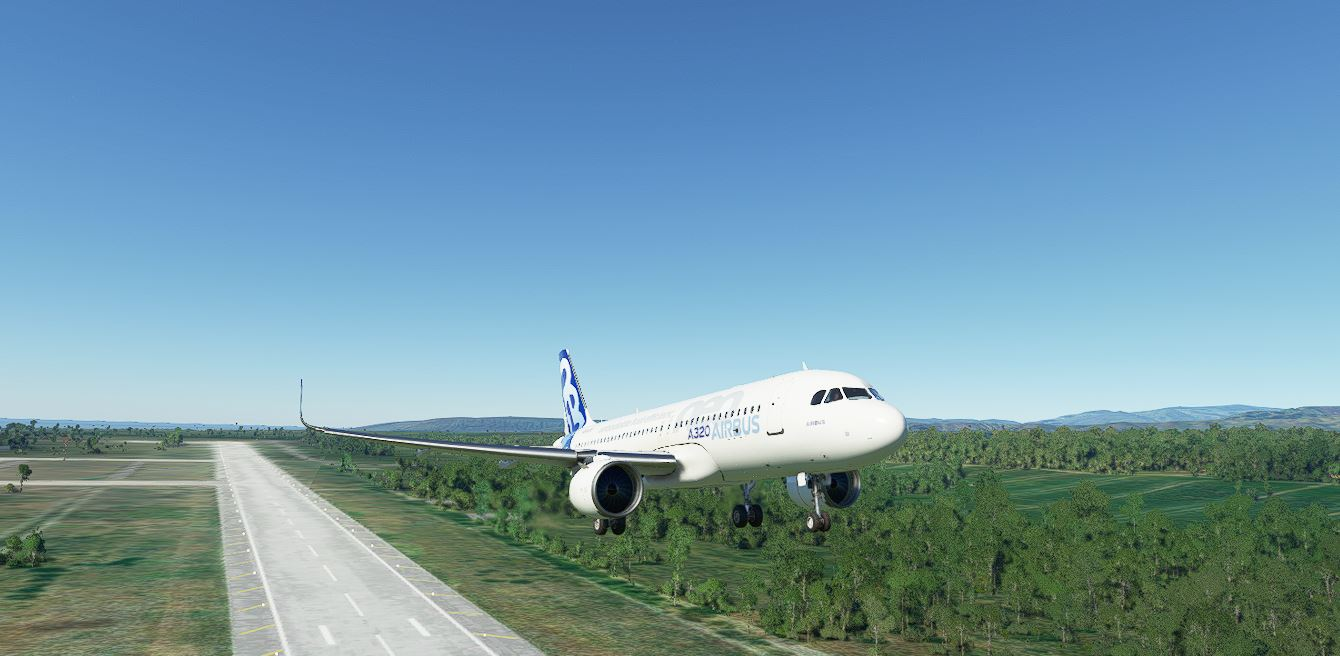SIMPLE FSX MISSIONS - AIRBUS A320 FLIGHTS MSFS