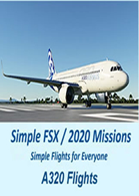 AIRBUS A320 FLIGHTS MSFS