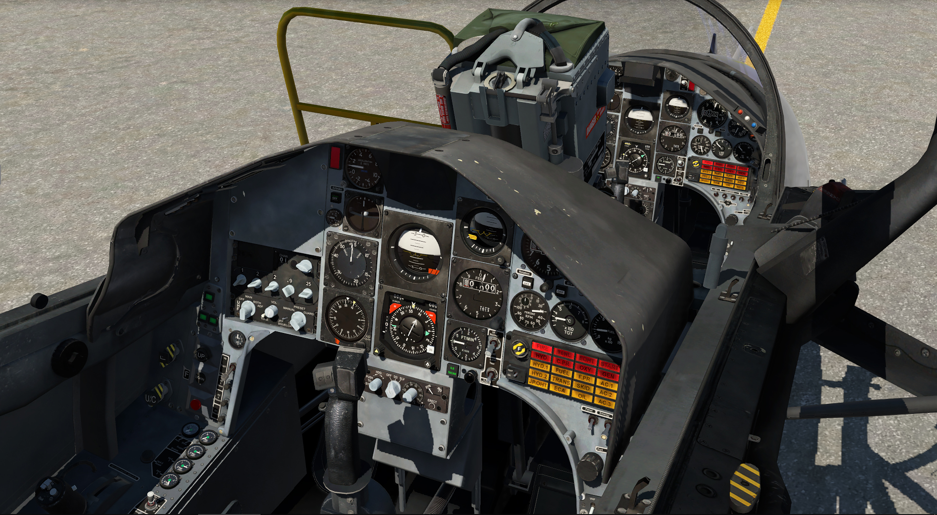 JUSTFLIGHT - HAWK T1/A ADVANCED TRAINER X-PLANE 11