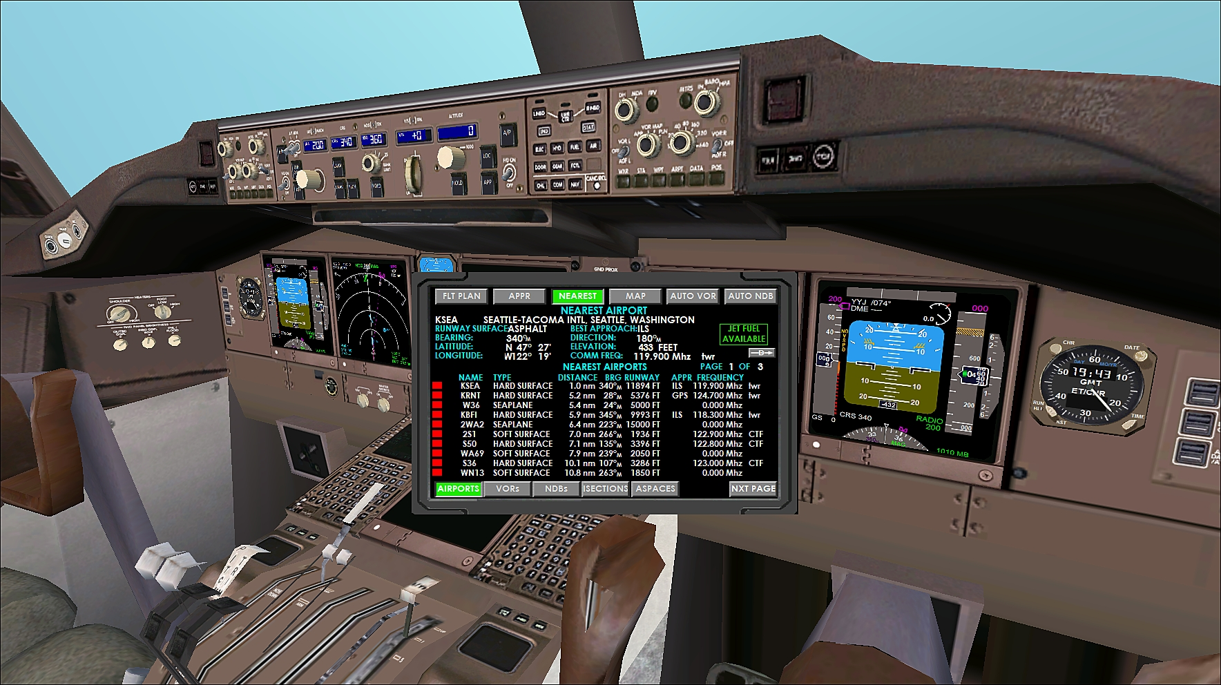 PERFECT FLIGHT - FSX MISSIONS UNITED B777-300