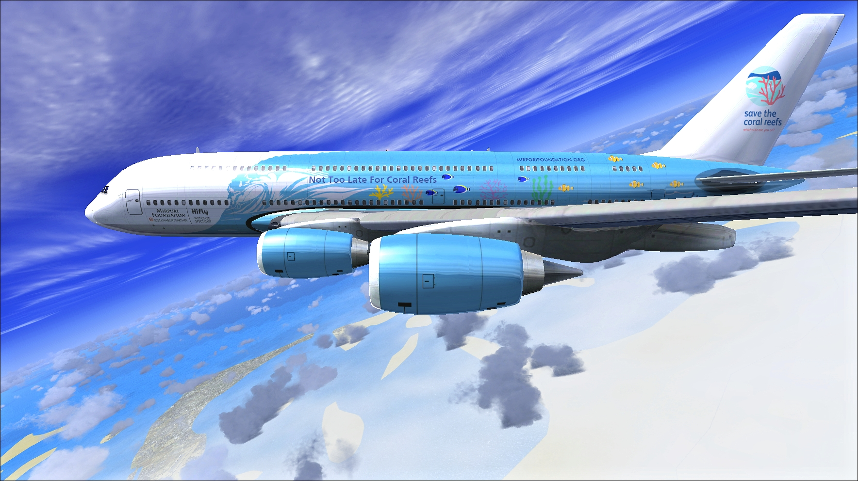 PERFECT FLIGHT - ULTIMATE AIRBUS A380 SIMULATION FSX
