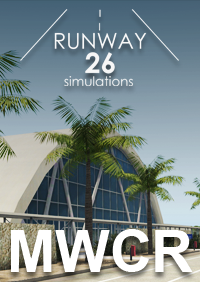 RWY26 SIMULATIONS - OWEN ROBERTS INTL. AIRPORT XP X-PLANE 10/11