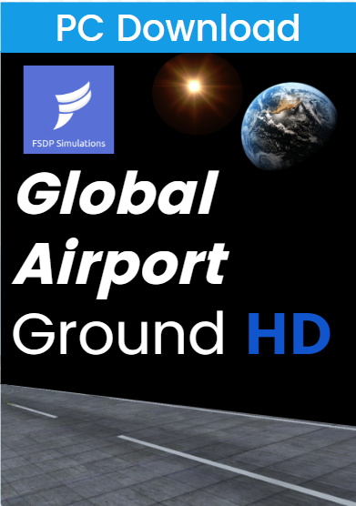 FSDP SIMULATIONS - FSDP AIRPORT GROUND HD FSX P3D