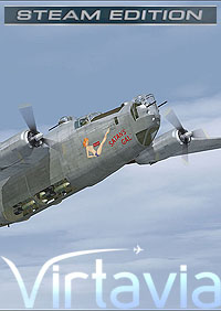 VIRTAVIA - B-24 LIBERATOR FOR FSX-SE