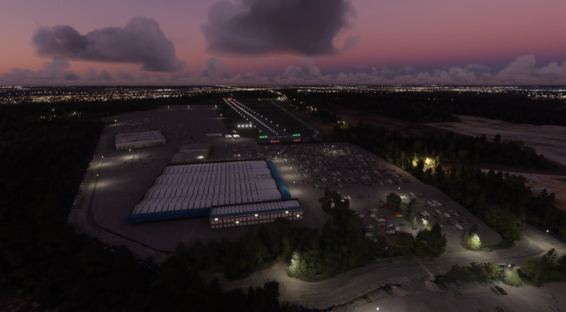 JUSTFLIGHT - SC DESIGNS BLACKBUSHE EGLK MSFS