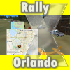 1MOT - RALLY AROUND ORLANDO FOR FSX + RALLY PANEL FOR CESSNA 172