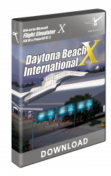 AEROSOFT - DAYTONA BEACH INTERNATIONAL FSX P3D (DOWNLOAD)