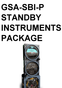 FI - GSA-SBI-P - STANDBY INSTRUMENTS PACKAGE