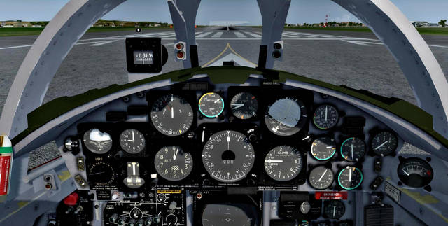 SIM SKUNK WORKS - LOCKHEED MARTIN FRF-104G FOR FSX