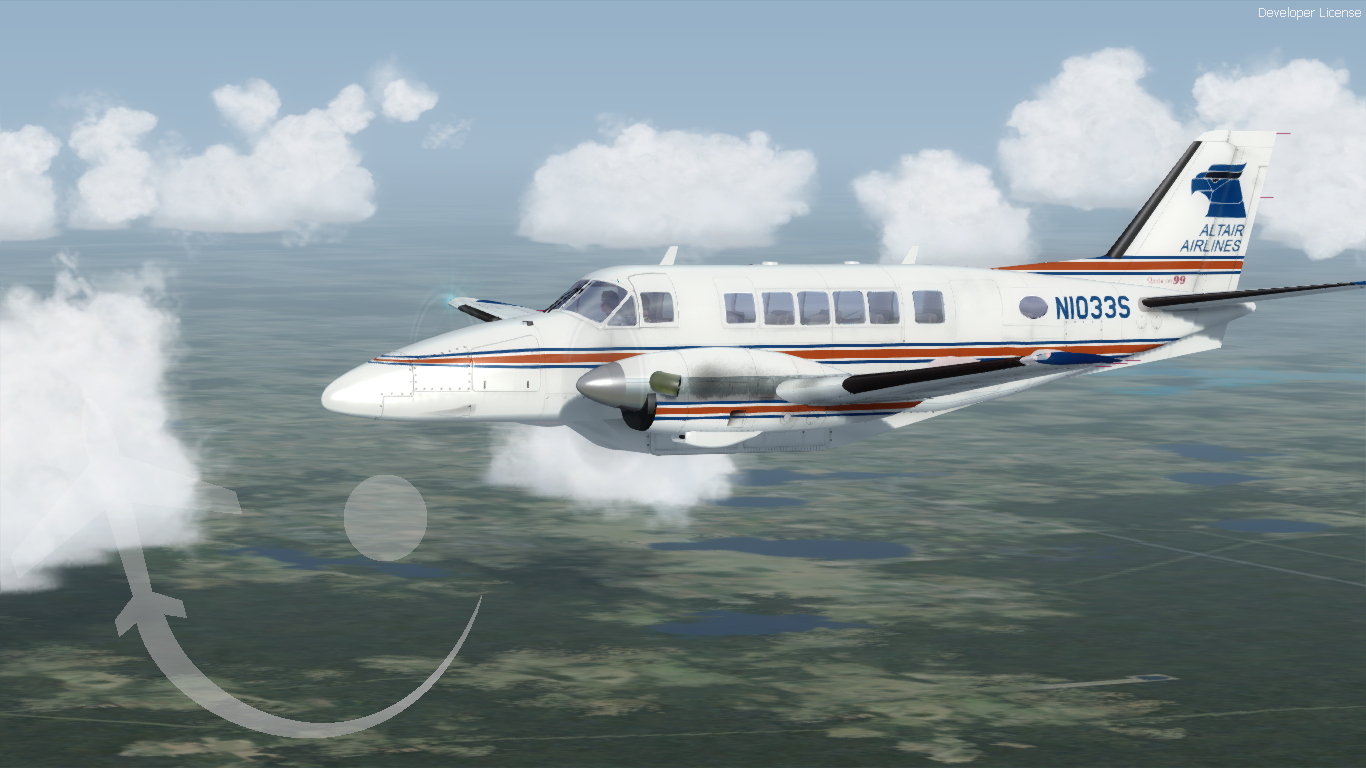 VIRTUALCOL - BEECHCRAFT 99 SERIES PACK FSX P3D