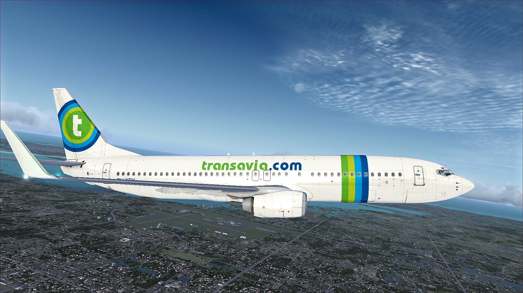 PERFECT FLIGHT - FSX MISSIONS TRANSAVIA AIRLINES