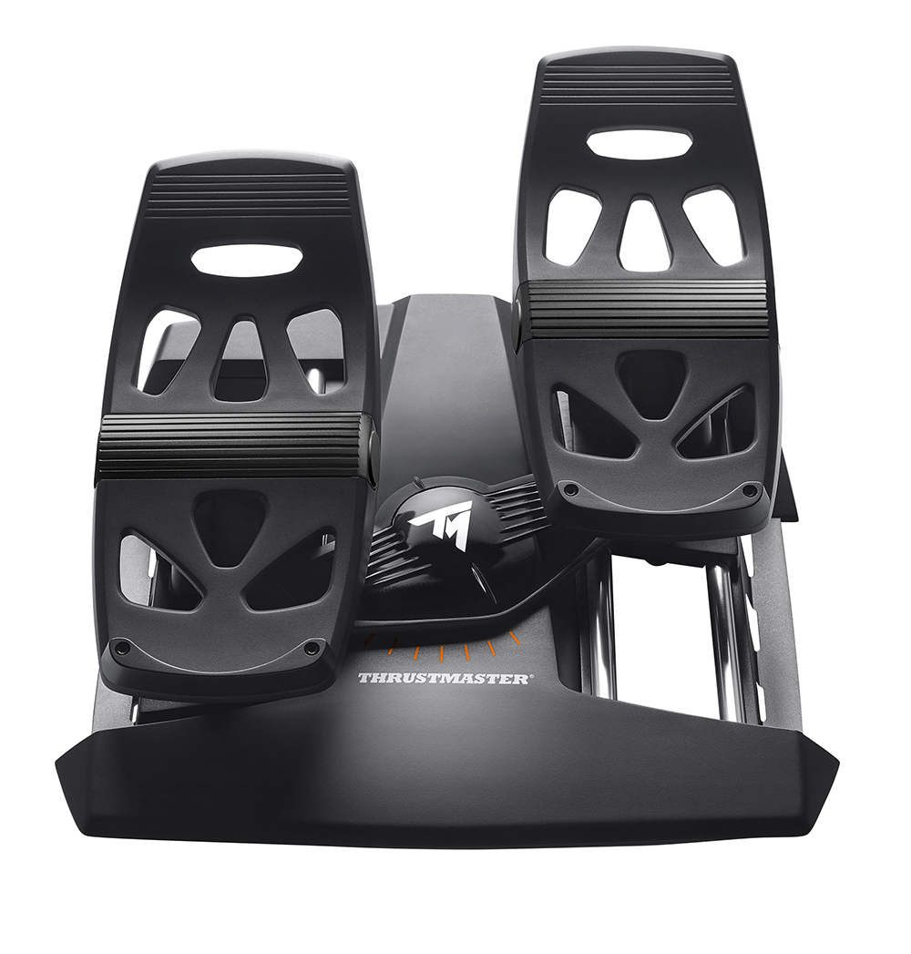 THRUSTMASTER - T.FLIGHT RUDDER PEDALS