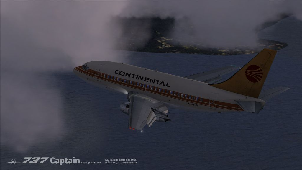 CAPTAIN SIM - 737 CAPTAIN - 737-100 EXPANSION FSX