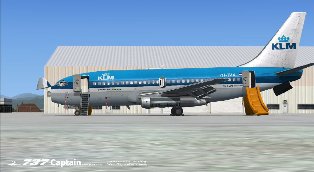 CAPTAIN SIM - 737 CAPTAIN - 737-200ADV EXPANSION FSX
