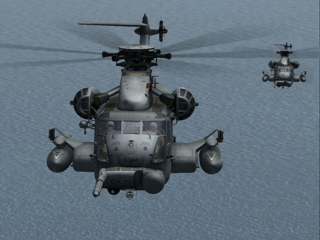VIRTAVIA - MH-53J PAVELOW III FSX STEAM EDITION