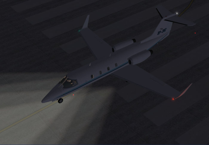 XTREME PROTOTYPES - 20 SERIES BUSINESS JETS