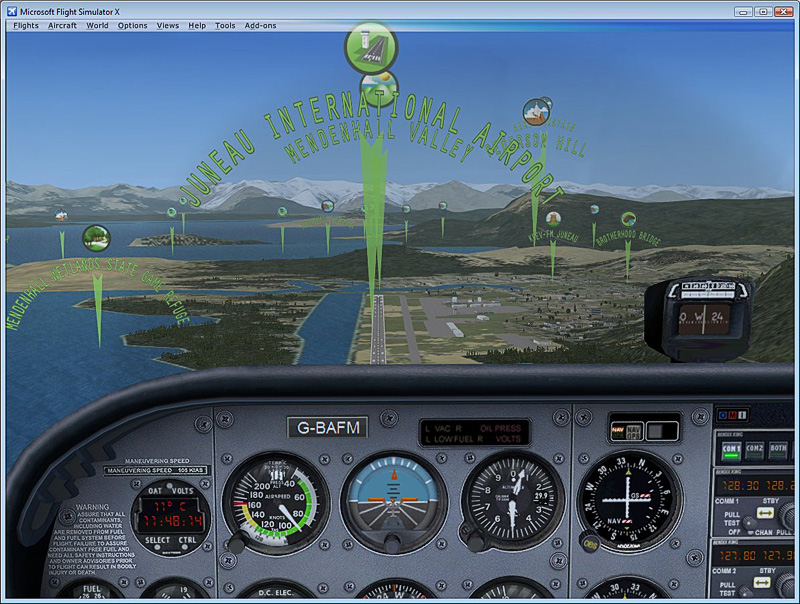 FSDREAMTEAM - XPOI GEOGRAPHICAL VFR/IFR TOOL FOR FSX P3D