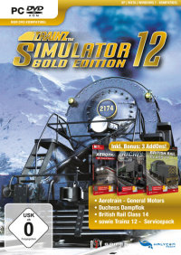 HALYCON MEDIA - TRAINZ SIMULATOR 12 GOLD-EDITION (DOWNLOAD)