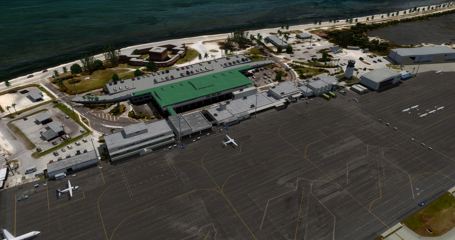 LATINVFR - KEY WEST KEYW V2 FSX P3D