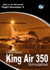 PERFECT FLIGHT - ULTIMATE KING AIR 350 SIMULATION