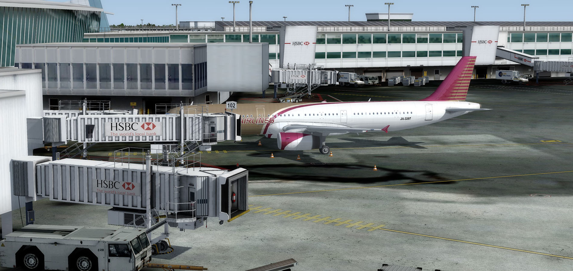 FSDREAMTEAM - GSX LEVEL 2 EXPANSION FSX P3D