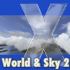 AFS-DESIGN - WORLD & SKY 2 FSX