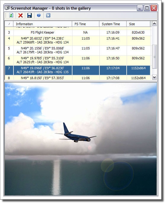 AEROSOFT - FS FLIGHT KEEPER 3.52 飞行辅助工具