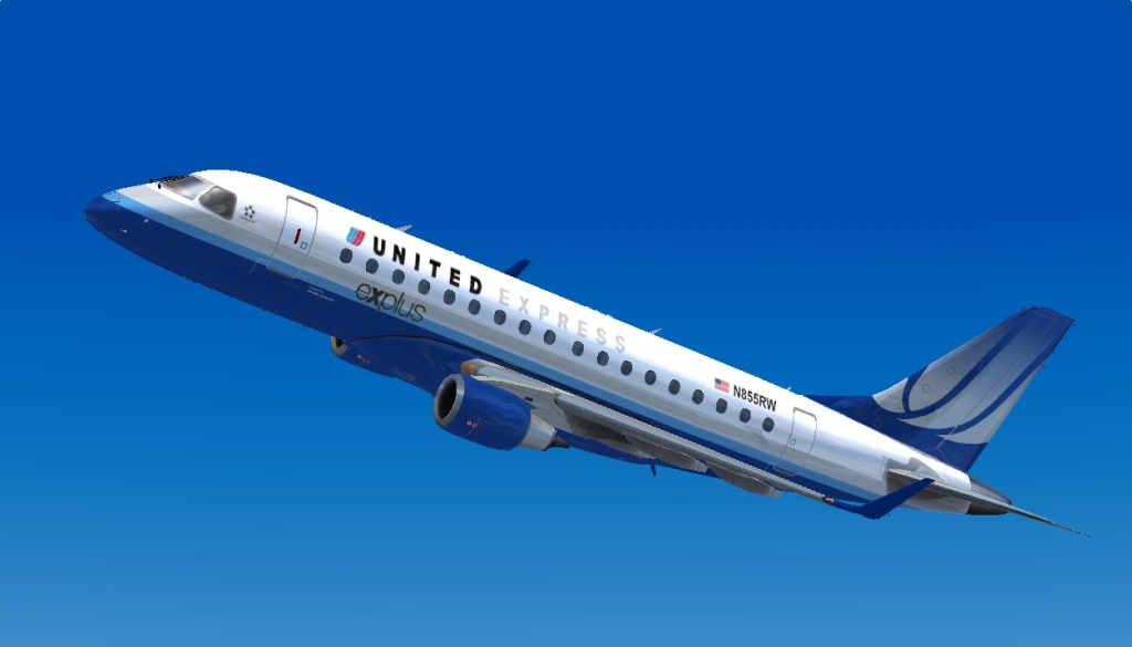 VIRTUALCOL - EMBRAER 170-175 REGIONAL JETS FOR FS2004