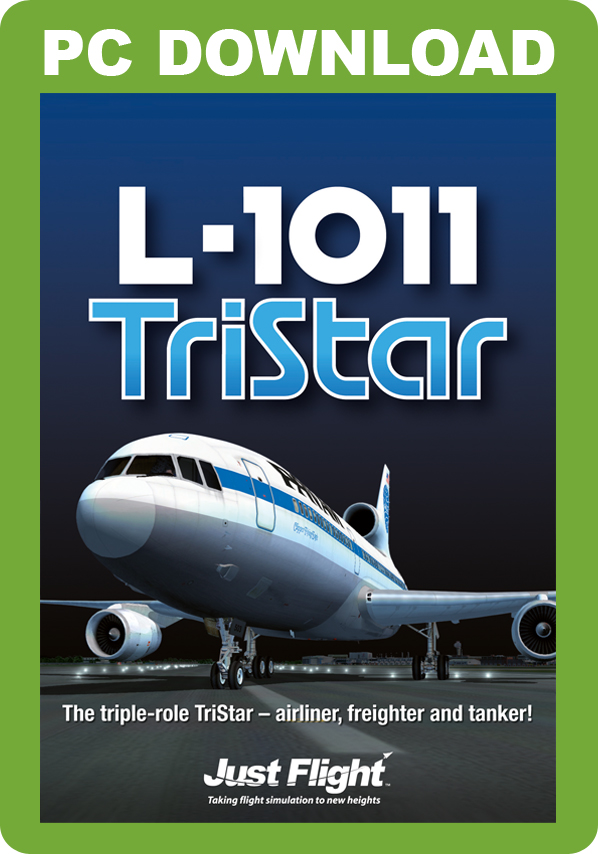 JUSTFLIGHT - L-1011 TRISTAR FSX (DOWNLOAD)