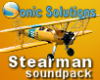 SONIC SOLUTIONS - STEARMAN SOUNDPACK FSX