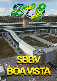 SBBV BOA VISTA INTERNATIONAL AIRPORT - ATLAS BRASIL CANTANHEDE MSFS