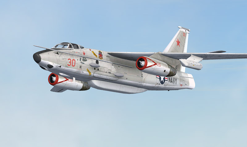 VIRTAVIA - DOUGLAS A-3B SKYWARRIOR