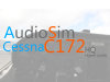 AUDIOSIM - CESSNA 172 LYCOMING O360 SOUNDSET FSX