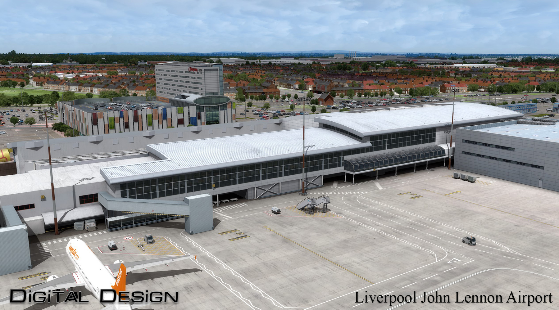 DIGITAL DESIGN - LIVERPOOL P3D4