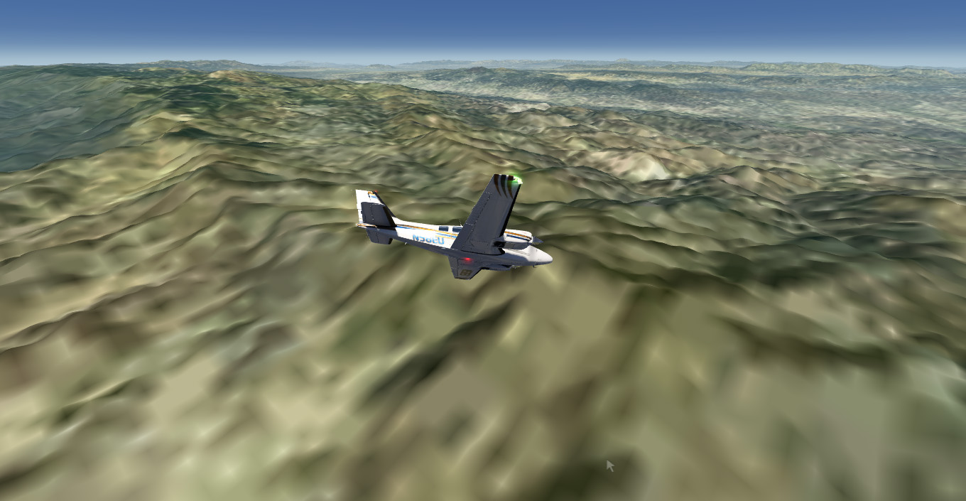 TABURET - AEROFLY FS2 SPAIN AND PORTUGAL 19 M MESH