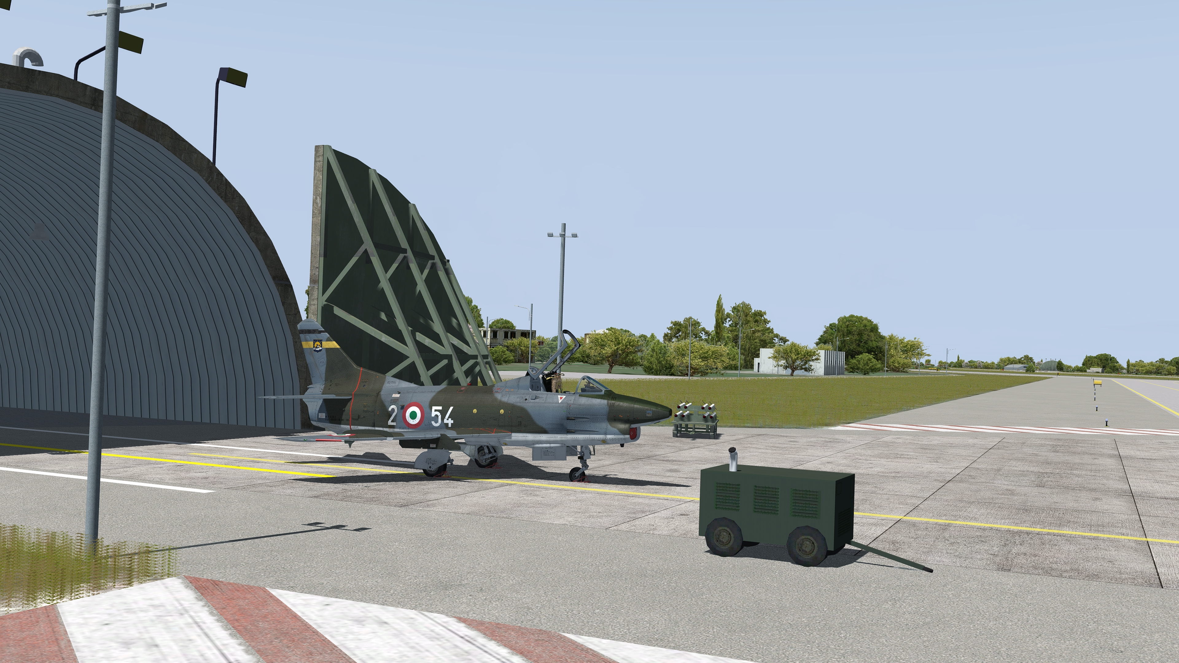JET AGE SCENERY DESIGN - LIMS - PIACENZA P3D