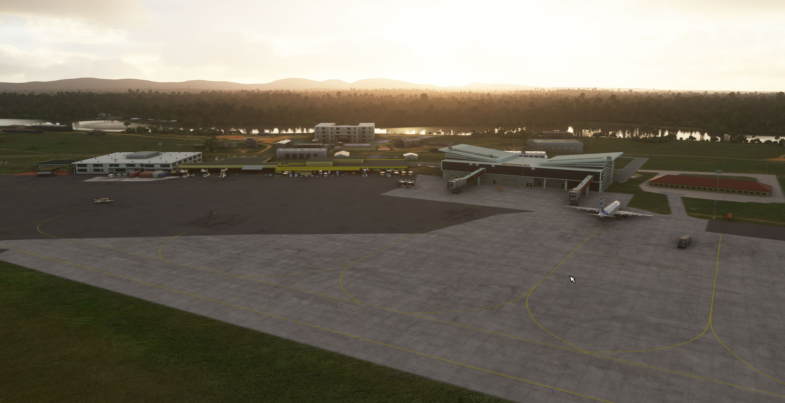 AFRICA4FS -  ROBERTS INTERNATIONAL AIRPORT GLRB MSFS