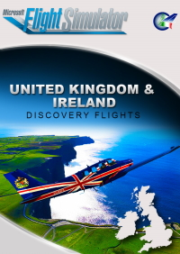 PERFECT FLIGHT - UNITED KINGDOM & IRELAND DISCOVERY FLIGHTS MSFS
