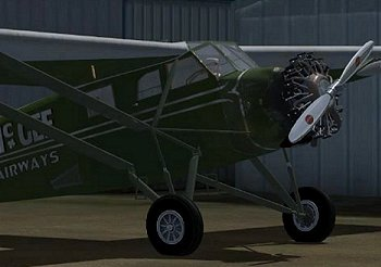 GOLDEN AGE - STINSON JR FS2004