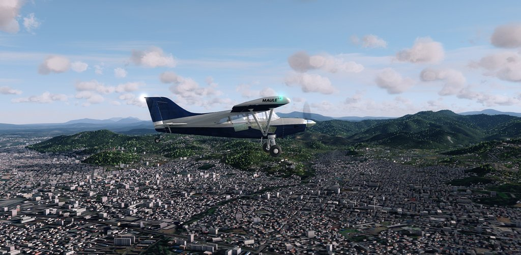 SAMSCENE - JAPAN WOW SCENERY VOLUME 1 FSX P3D