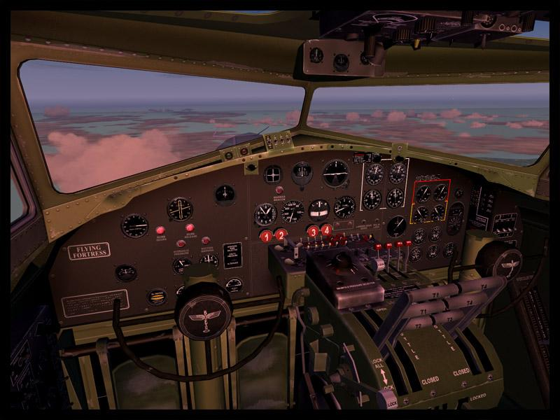 A2A SIMULATIONS - WINGS OF POWER B17 FLYING FORTRESS FS2004