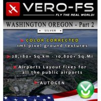VERO - WASHINGTON-OREGON PHOTOREAL - SILVER PART 2