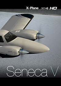 CARENADO - PA34 SENECA V HD SERIES X-PLANE