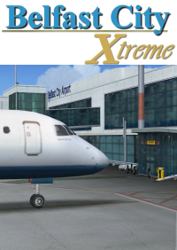 UK2000 SCENERY - BELFAST CITY XTREME FSX P3D FS2004