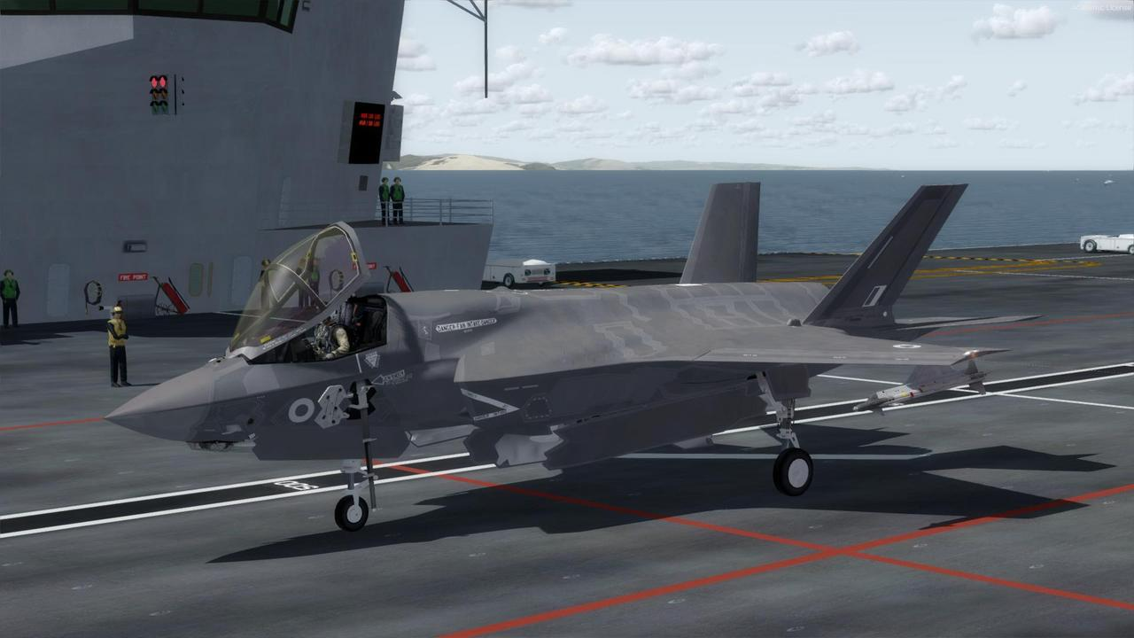 CIMOGT - QUEEN ELIZABETH CLASS AIRCRAFT CARRIER P3D
