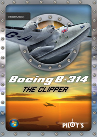 PILOT'S FSG - BOEING B314 - THE CLIPPER PRO P3D4.5-5