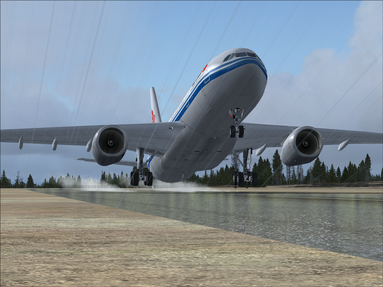 JUSTFLIGHT - AIRBUS COLLECTION LONG HAUL