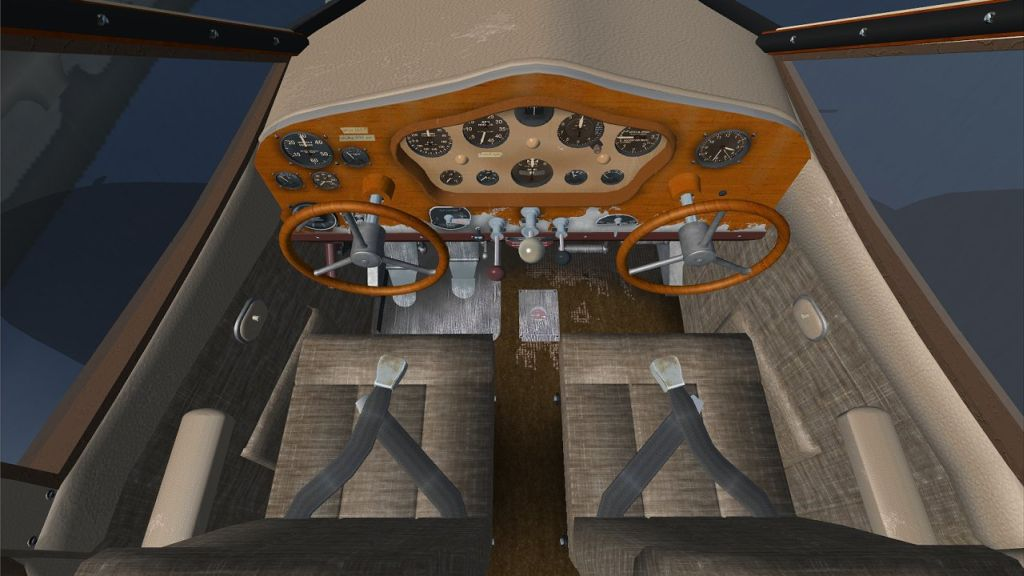 GOLDEN AGE - STINSON SR-8 GULLWING FSX P3D